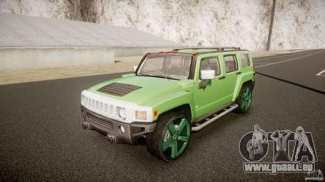 Hummer H3 für GTA 4