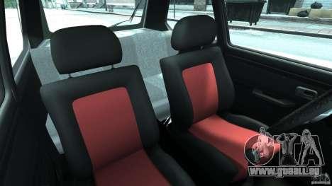 Volkswagen Golf Mk1 Stance für GTA 4 Innenansicht