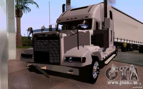 Freightliner SD 120 pour GTA San Andreas vue de côté