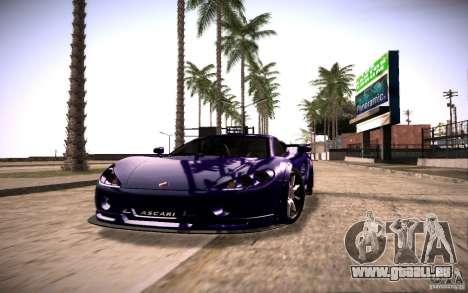 SA Illusion-S V1.0 SAMP Edition für GTA San Andreas zweiten Screenshot