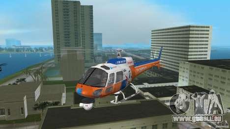 Eurocopter As-350 TV Neptun pour GTA Vice City