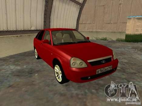 VAZ-2172 pour GTA San Andreas