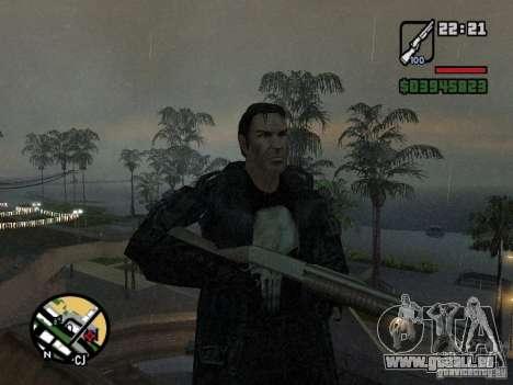 Le Punisher pour GTA San Andreas