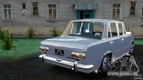 Stock de Vaz-2101 pour GTA 4 Vue arrière de la gauche