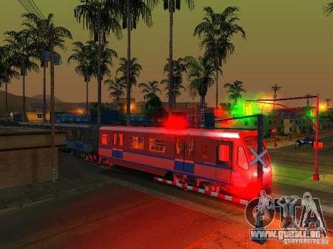 Nouveau Signal de Train pour GTA San Andreas sixième écran