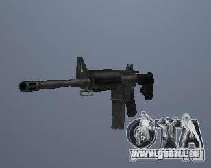 M4 für GTA San Andreas