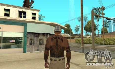Tattoo mod für GTA San Andreas her Screenshot