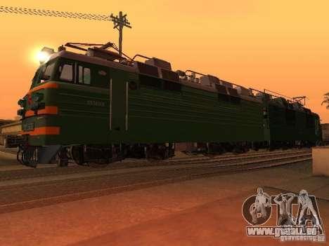 Vl80s pour GTA San Andreas laissé vue