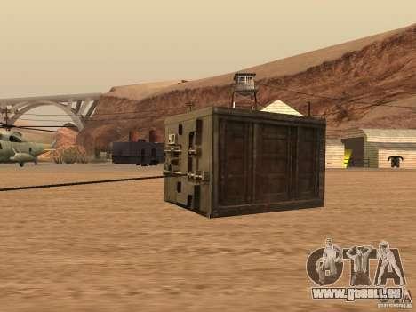 Safe from Fast Five pour GTA San Andreas laissé vue