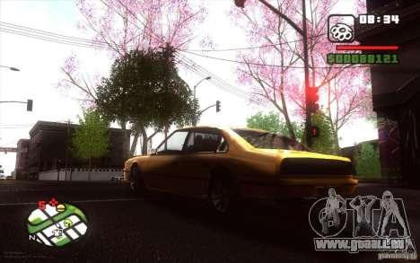 Spring Season pour GTA San Andreas sixième écran