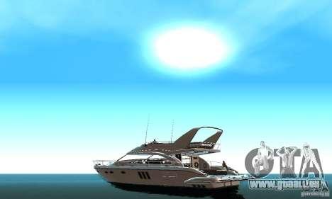 SA DRR Singe v1.0 pour GTA San Andreas deuxième écran