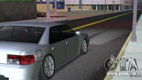 Nouveaux phares au xénon pour GTA San Andreas troisième écran