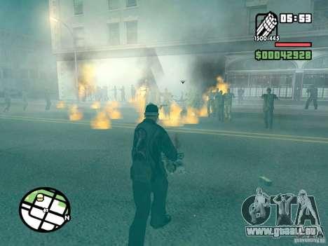 Zombie Alarm pour GTA San Andreas