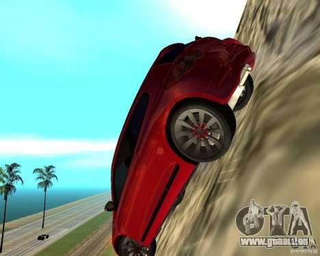 VW Scirocco III Custom Edition für GTA San Andreas Rückansicht