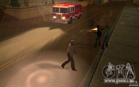 Brigade VERSION 2.0 pour GTA San Andreas quatrième écran