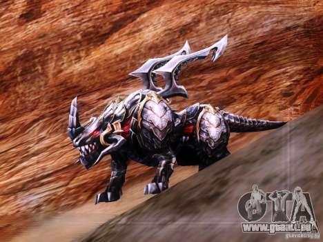 Dragon pour GTA San Andreas