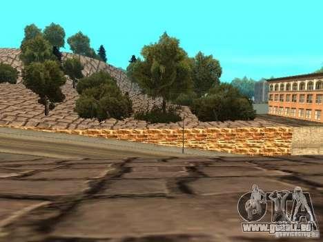 Stone Mountain pour GTA San Andreas neuvième écran