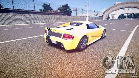 Rossion Q1 2010 v1.0 pour GTA 4 vue de dessus