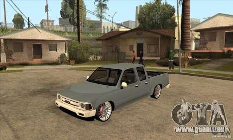Toyota Hilux 1990 pour GTA San Andreas