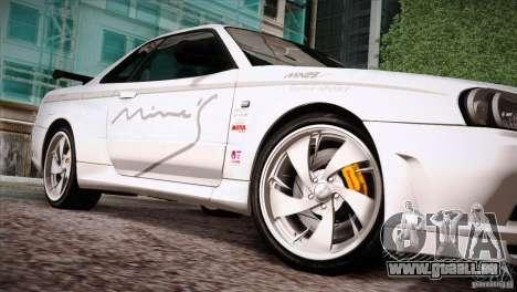 FM3 Wheels Pack pour GTA San Andreas septième écran
