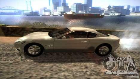 Graphic settings pour GTA San Andreas cinquième écran