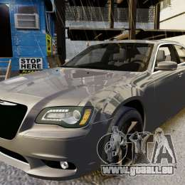 Chrysler 300 SRT8 2012 für GTA 4