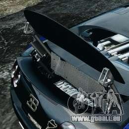 Bugatti Veyron 16.4 Super Sport 2011 v1.0 [EPM] pour le moteur de GTA 4