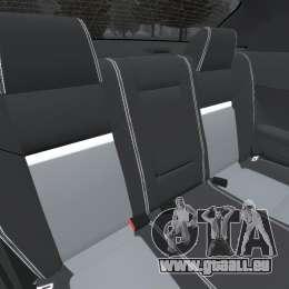Dodge Challenger SRT8 2009 [EPM] pour GTA 4 est un côté