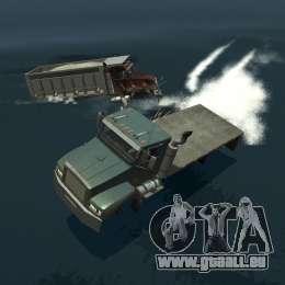 Biff boat für GTA 4