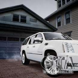 Cadillac Escalade ESV für GTA 4