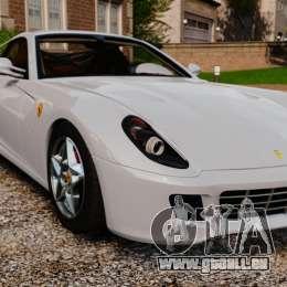 Ferrari 599 GTB Fiorano 2006 pour GTA 4