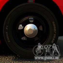 Dodge Charger RT Max FBI 2011 [ELS] für GTA 4 Unteransicht