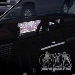 VAZ 21099 léger Tuning pour GTA 4 est un côté