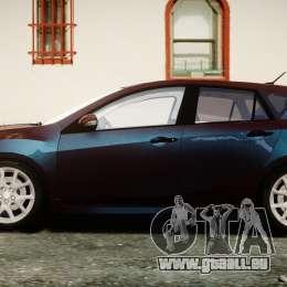 Mazda Speed 3 [Beta] für GTA 4 linke Ansicht