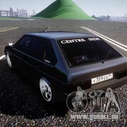 VAZ Lada 2109 für GTA 4 Seitenansicht