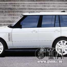 Range Rover Supercharged 2009 v2.0 pour GTA 4 est une gauche