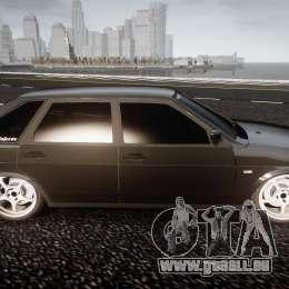 VAZ Lada 2109 für GTA 4 linke Ansicht