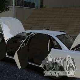 VAZ Lada 2170 Priora pour le moteur de GTA 4