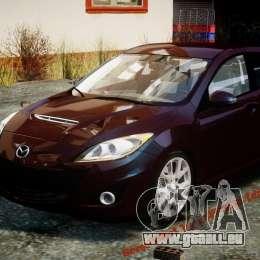 Mazda Speed 3 [Beta] für GTA 4