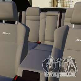 Chrysler 300 SRT8 2012 für GTA 4 obere Ansicht