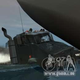 Biff boat für GTA 4-Motor