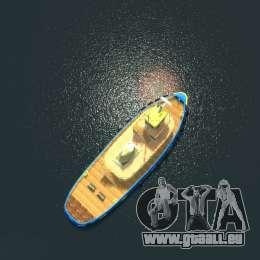 New Tug Texture v.2 für GTA 4 rechte Ansicht