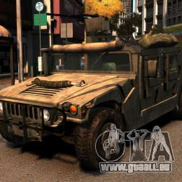 HMMWV M1114 pour GTA 4