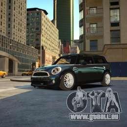 Mini Cooper Clubman für GTA 4