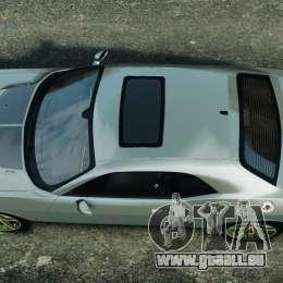 Dodge Challenger SRT8 2009 [EPM] pour GTA 4 est un droit