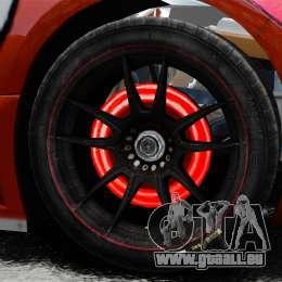 Volkswagen Scirocco BTCS MkIII 2010 für GTA 4 Rückansicht