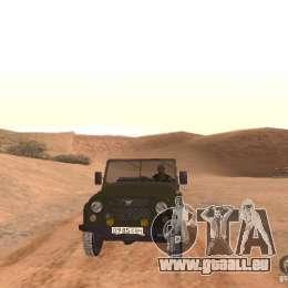 Commando russe pour GTA San Andreas huitième écran