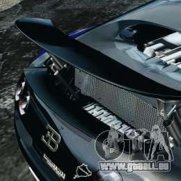 Bugatti Veyron 16.4 Super Sport 2011 v1.0 [EPM] für GTA 4 Innen