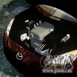Mazda Speed 3 [Beta] für GTA 4 rechte Ansicht