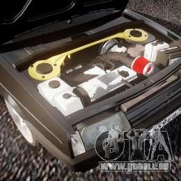 VAZ Lada 2109 für GTA 4 Unteransicht
